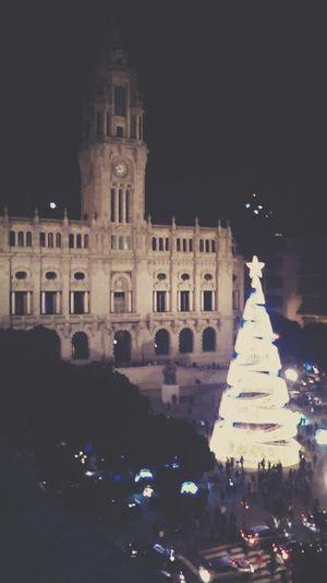 Oporto Christmastime WelcomeNewYear