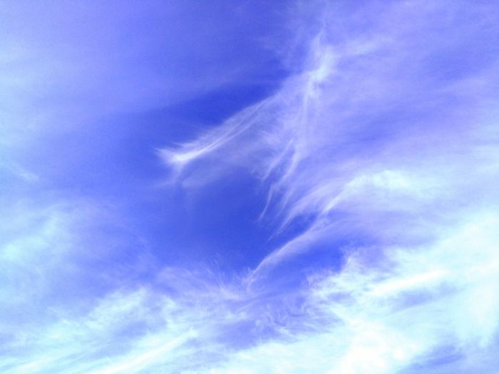Blue Outdoors Day Sky Clouds Beauty In Nature Pembroke Ontario Canada