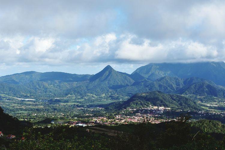 Madinina forever Tree City Sky Landscape Cloud - Sky Mountain Range
