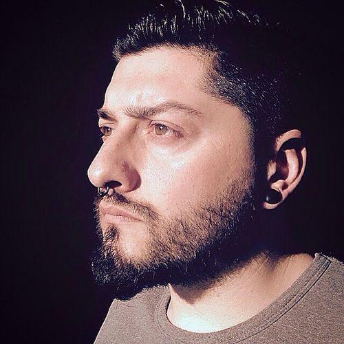 Machobeard Beard Yo Selfie Retrato Septum
