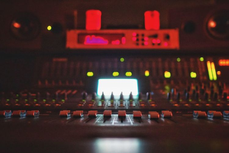 Mixing view