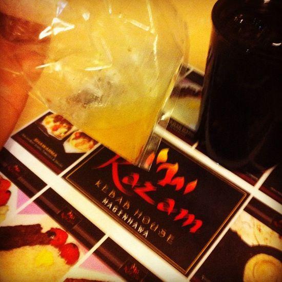 Mantika + beefy juice = ❤Maginhawafoodtrip