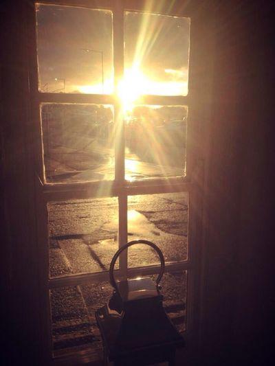 Good morning Abergavenny!