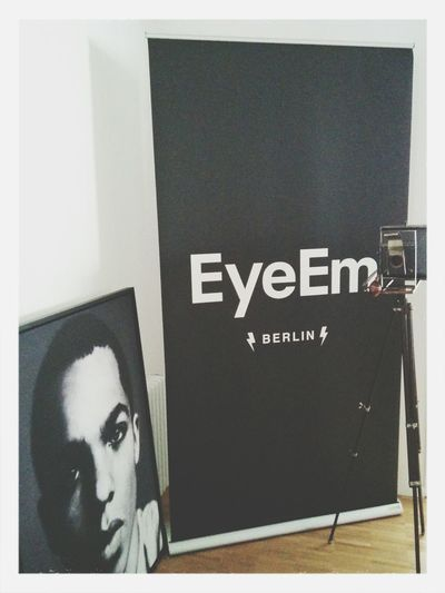 Officetour by the community manager at EyeEm EyeEm! First Eyeem Photo