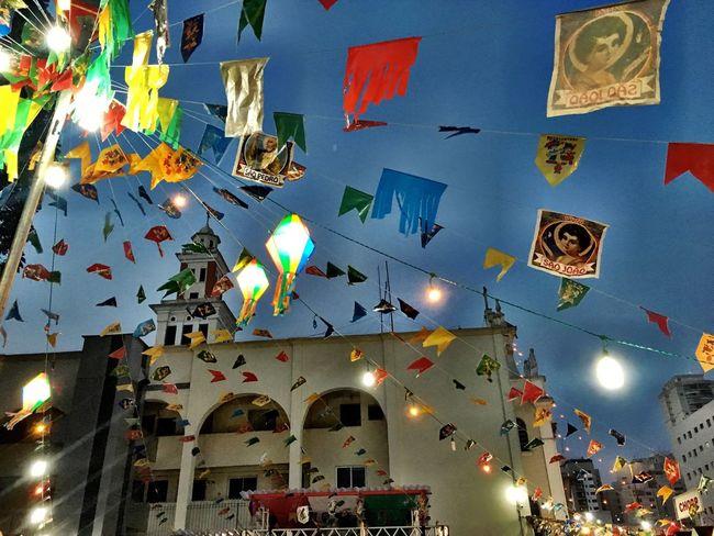 Festajunina Junina Party Walking Around The City  Beneditocalixto