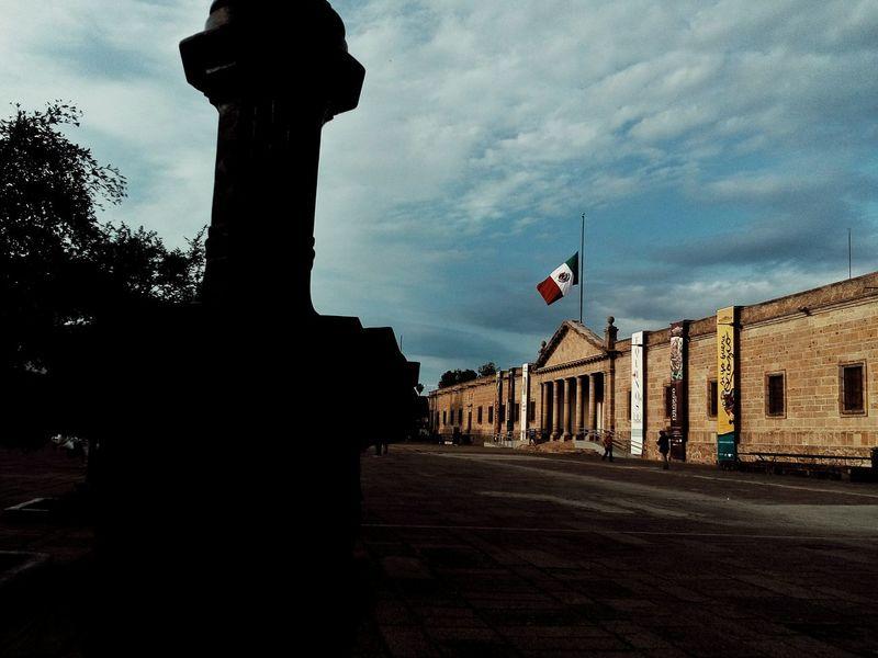 #gdl #mexico Day Patriotism Sky