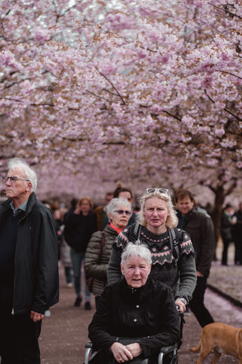 Family means... Family Mother And Daughter Family Time Resemblance Elderly Love Tree City Flower Winter Springtime Happiness Gray Hair Smiling Cherry Blossom Cherry Tree Blooming Blossom Orchard In Bloom The Street Photographer - 2018 EyeEm Awards