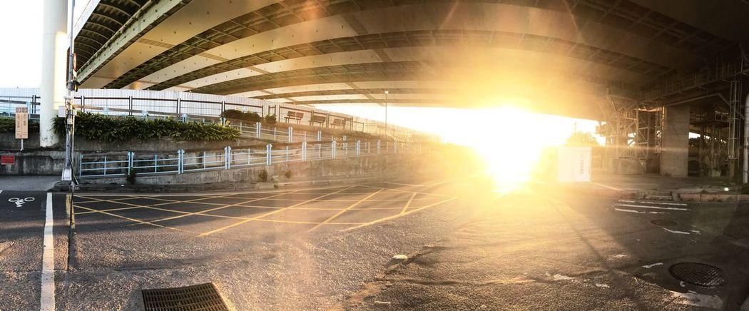 Built Structure Architecture Sunlight Sky Nature Building Exterior Lens Flare