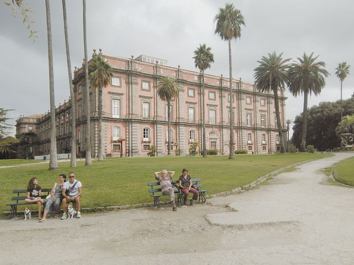 Reggia di Capodimonte Capodimonte Napoli Naples Napoli Italy Architecture Architecturelovers Architettura Travel Travel Photography Travel Destinations Museum
