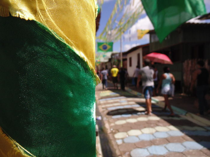 Brazil City Cup Documentaryphotography Focus On Foreground Outdoors Real People Streetphotography