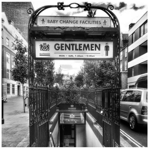 City Of Westminster Restroom Gentlemen Toilette Art EyeEm Best Shots - Black + White Bw_collection Eye4black&white  London Fresh On Eyeem  London Lifestyle EyeEm LOST IN London Black And White Friday