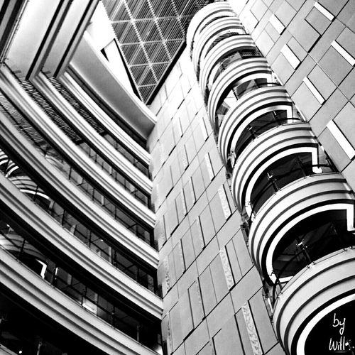 Architecture Blackandwhite Bangkok Travel Monochrome Sony Xperia Z2 EyeEm Best Shots - Black + White Androidography The Architect - 2016 EyeEm Awards