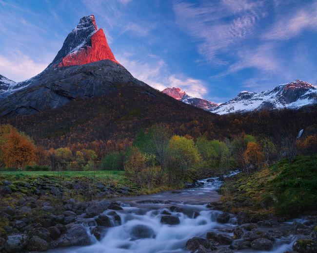 Mount Stetind