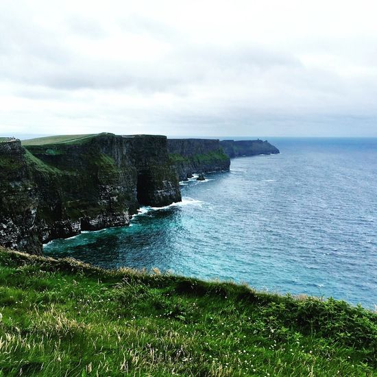 Coastal Hike, The Cliffs of Moher, Ireland 🇮🇪