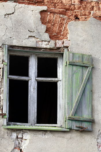 Abandoned Architecture Building Exterior Built Structure Chance Close-up Damaged Day Door No People Outdoors Window