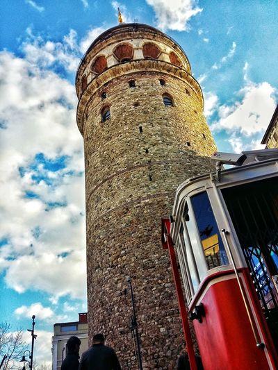 First Eyeem Photo Istanbul Turkey Galatatower