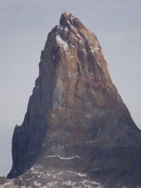 Torre sur. Torres del Paine. TorresDelPaine Patagonia