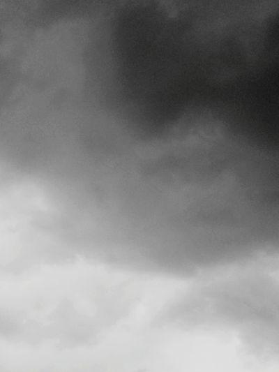 Black Clouds ☁🍃🌂💦