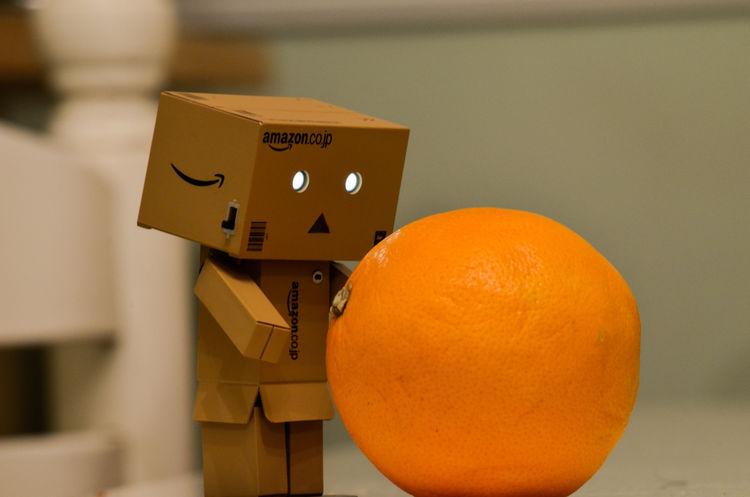 EyeEm Selects No People Close-up Day Indoors  Robot Fruit Orange Manga Hobby Photography