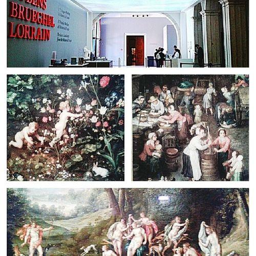 Rubens Brueghel Lorrain - A Paisagem Nórdica do Museu do Prado - MNAA - Lisboa Mnaa Museodelprado Rubens Brueghel lorrain ancientart