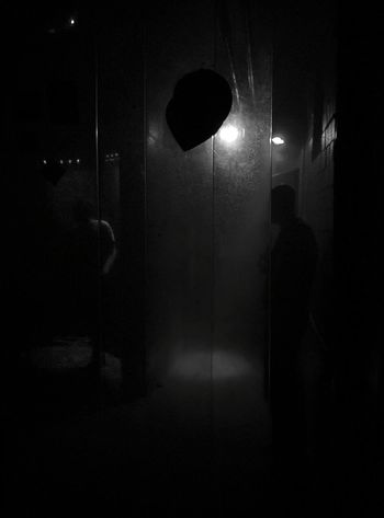 Day 349 - In da club Berlin Blackandwhite Monochrome Photography Clubbing 365project 365florianmski Day349