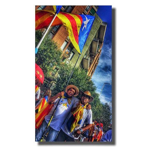 Diada2015 Vialliure11s Hdrstyles Ig_catalonia Loves_catalunya