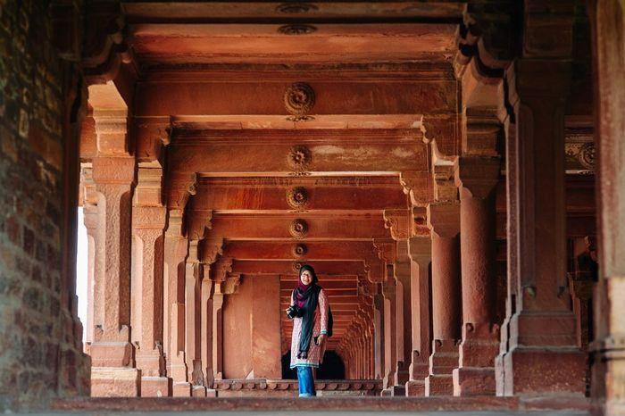 The Adventure Handbook The Traveler - 2015 EyeEm Awards Fatehpur Sikri Fatehpursikri India The Architect - 2015 EyeEm Awards