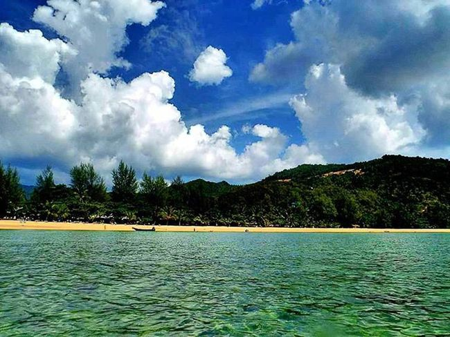 Kohlanta Thailand Beach Travel Island Holiday Sun Sea Paradise ASIA Beautiful Thai Relax Instatravel Islandlife Ocean Photooftheday Travelgram Summer Sand Sky Nature Clouds Trip Adventure world tourist travelphotography amazing blue