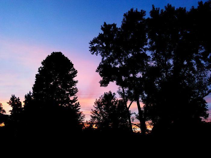 The sky is a work of art 💕 Mine ❤ Sky Beautiful First Eyeem Photo