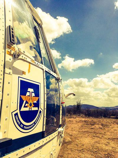 Conduzindo os que conduzem... GTE Transportation Helicopter Presidential Helicopter
