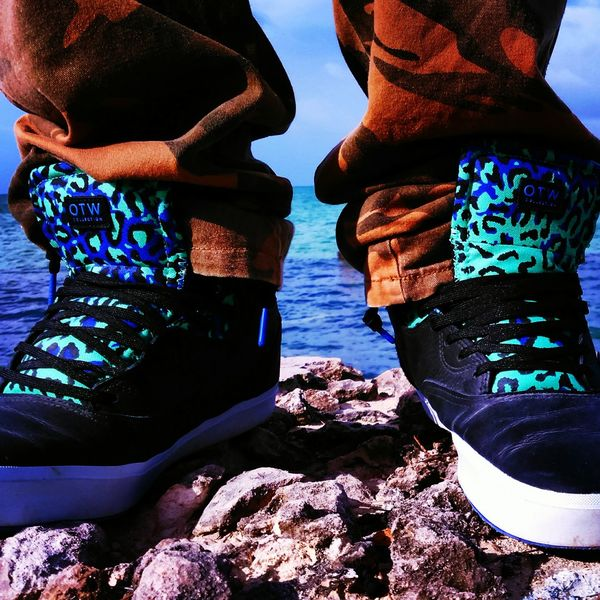 Out&About OTW's by Vans nice real nice😁 Sea Side Lookup2cme Lookup242 Hello World Vans Islandlife