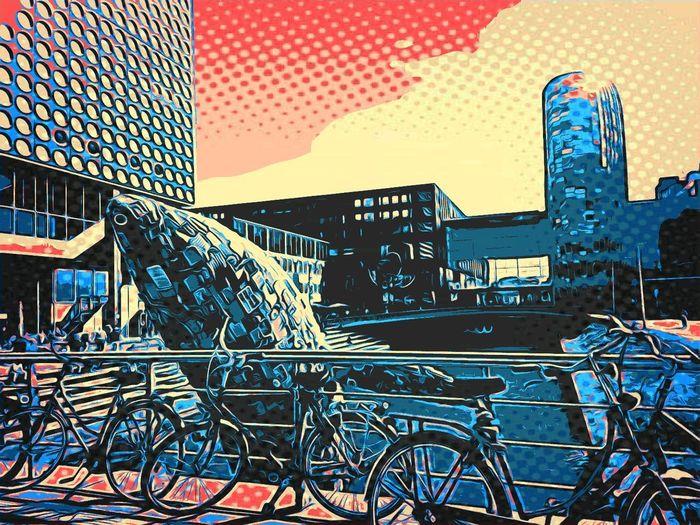 pop art Utrecht