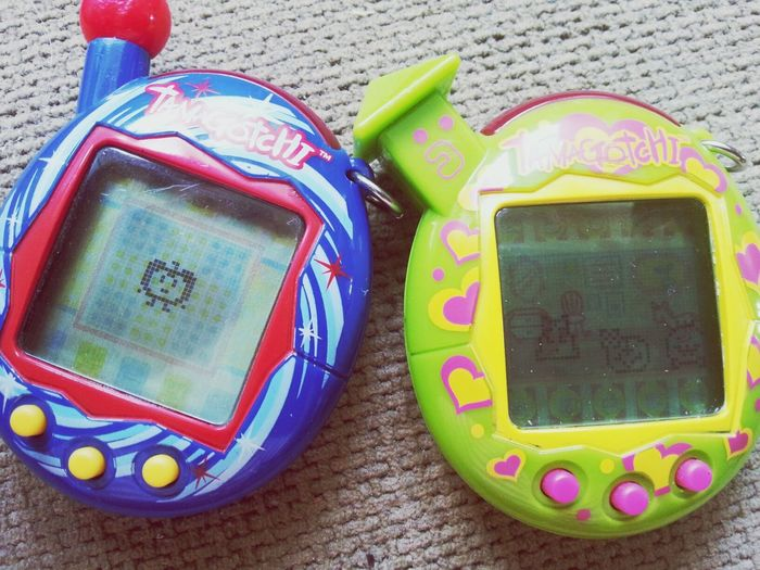 Tamagotchi Memories Long Time Ago