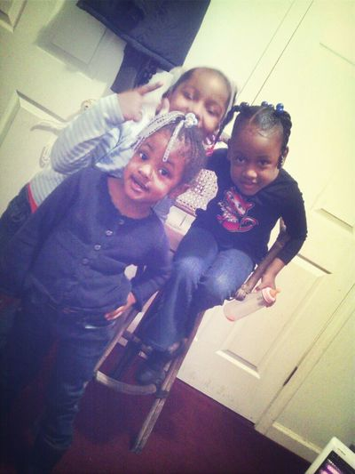 - They So Bad But I Love My Lit Cousins..