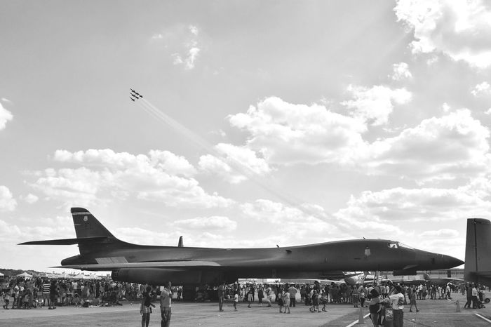 US Navy Blue Angels in B/w at Great New England Air Show Great Performance Eye4photography  Jets