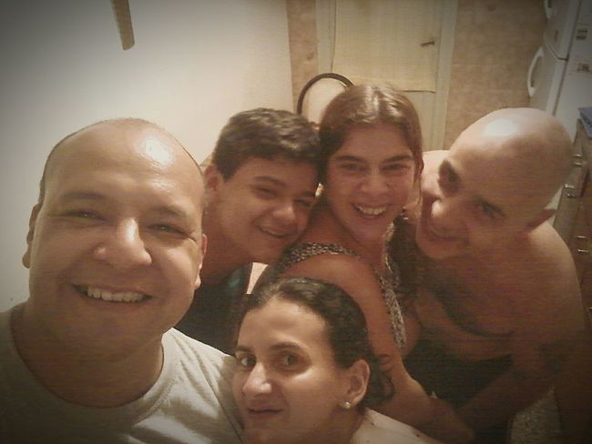 Selfie Family❤ Risadas Rosario Drinks Friends Party