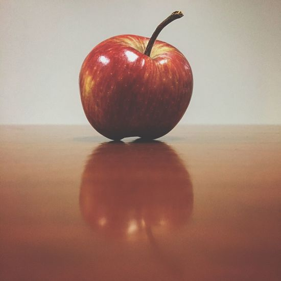 🎶 Just take a bite, it's alright. 🎶 Apple Fruit Red Take A Bite Reflection Reflections Everyday Things Fruits Still Life Iphoneonly IPhoneography Iphonephotography Apple Photos Eyeem Philippines Beauty Around Us The Week On Eyem