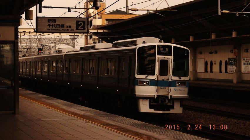 小田急 Train