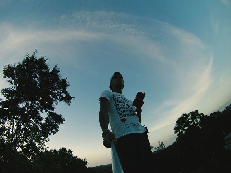 Gopro Hero3 Clouds&sky