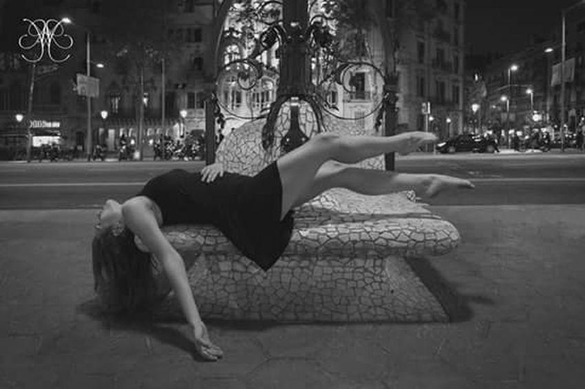Marmorenofotografiabarcelona Barcelonalove DANCE ♥ Dance Photography Paseodegracia Girl Contemporary