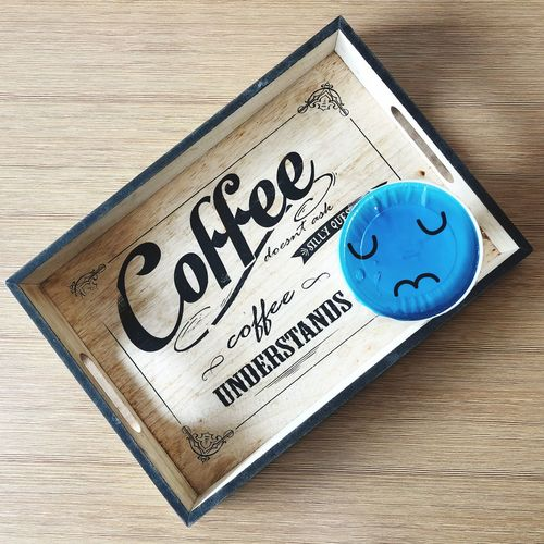 Coffee doesn't