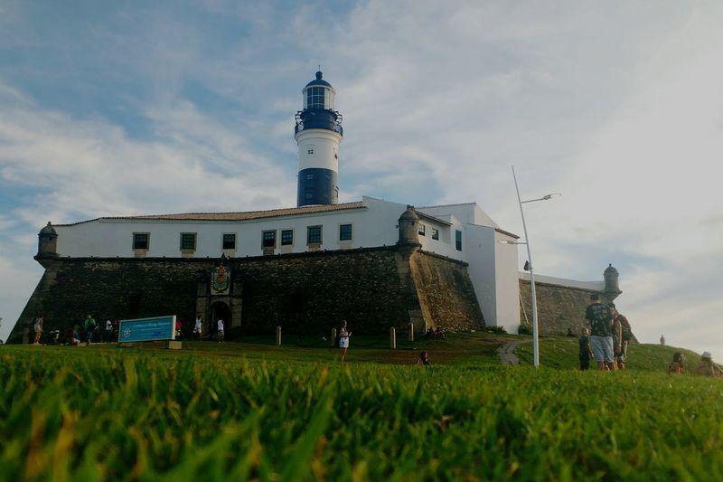 Lighthousebarra Faroldabarra Salvadorbrasil