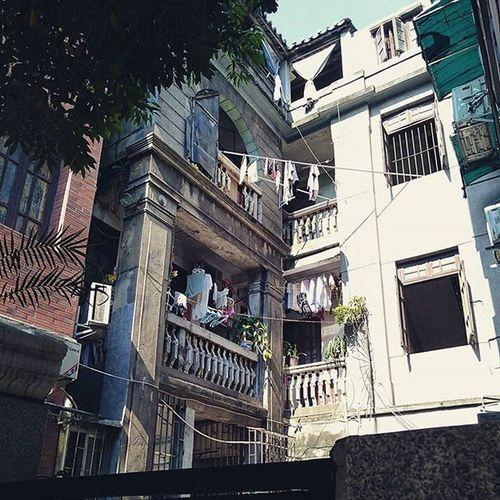 舊街舊樓... Canton Guangzhou Building City