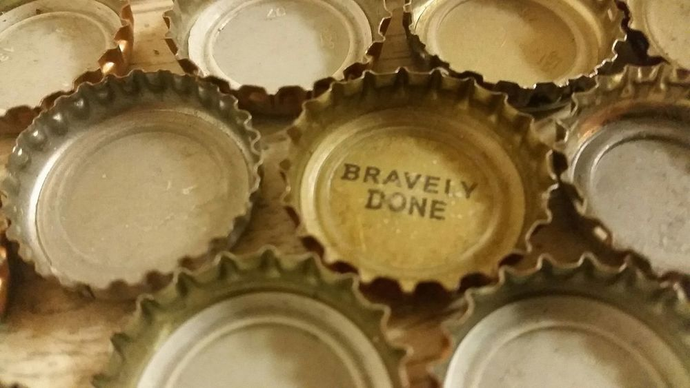 Beautifully Organized Metal Close-up Full Frame Indoors  Cultures No People Refreshment Words In Picture Bottle Cap Day