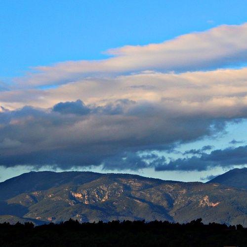 Mountain Clouds Nature Benimmaceram @kiaturkiye