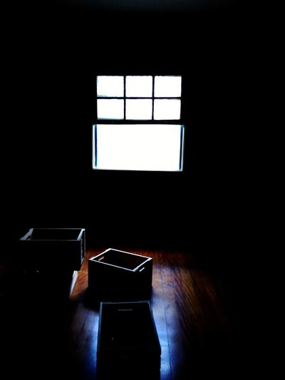 Darkness Room I Love Take A Picture Empty Places Home House Scary Indoors  Window No People Illuminated Day Projection Equipment EyeEmNewHere Creative Space The Street Photographer - 2018 EyeEm Awards HUAWEI Photo Award: After Dark