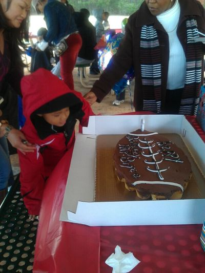 Cousin's Birthday