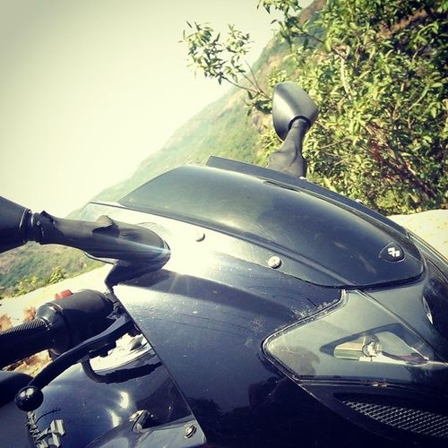 Pulsar220 Journeyhalt Lonavala Geared up