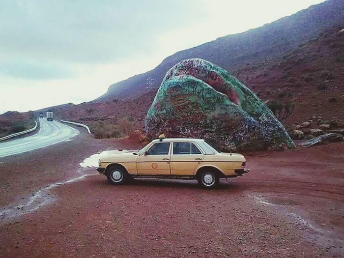 Grandtaxi Morocco Road Agadir
