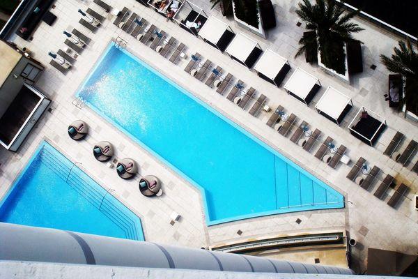 Miami FL Usa 🇺🇸☀️ Taking Photos EyeEm Team Epic Marina USA Epic Miami Florida Pool Bestoftheday Cityscapes